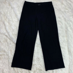 Eileen Fisher Women's Size Small Black Casual Pant